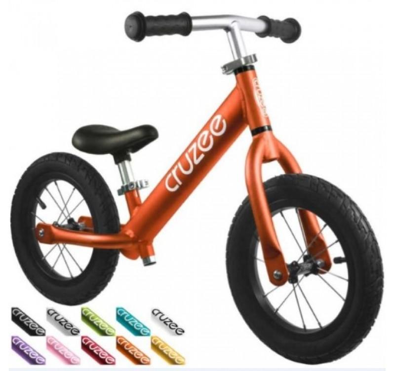 Cruzee UltraLite Air Balance Bike Orange