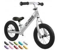 Cruzee UltraLite Air 12'' Беговел Balance Bike (Silver)