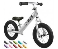 Cruzee UltraLite Air 12'' Беговел Balance Bike (White)