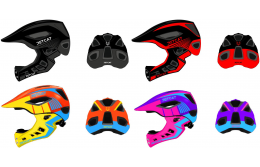 Презентация FullFace шлема от JetCat - модель Raptor !!!