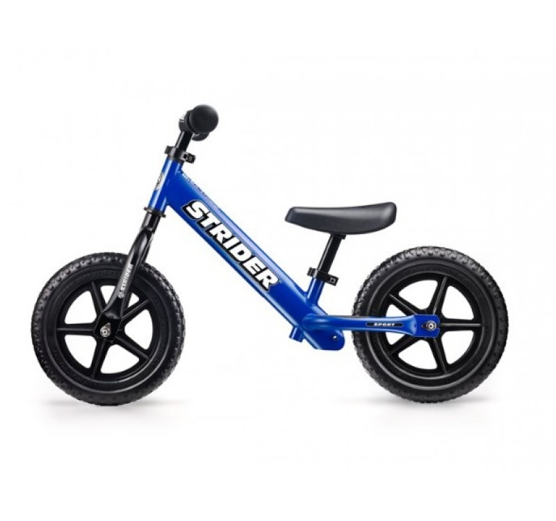 Купить Беговел Strider 12 Sport Blue (страйдер спорт синий)