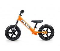 Беговел Strider 12 Sport (Страйдер спорт оранжевый + удлинитель седла)