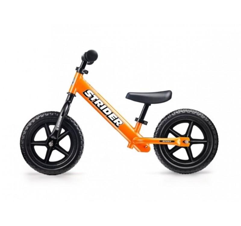 Купить Беговел Strider 12 Sport (Страйдер спорт оранжевый)