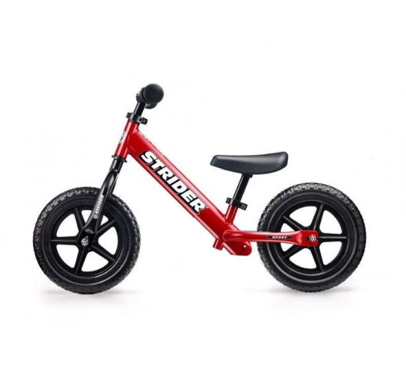 Купить Беговел Strider Red Sport (Страйдер спорт красный)