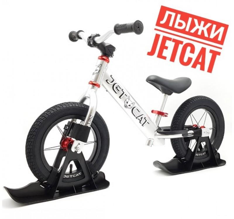 Лыжи JETCAT-Push для Беговела Strider / Cruzee / JETCAT / Bike8 / Puky