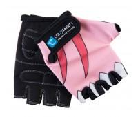 Перчатки детские защитные Pink Shark (розовая акула) by Crazy Safety (S)