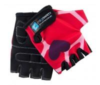 Перчатки детские защитные Red Giraffe (красный жираф) by Crazy Safety (S)