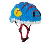 Шлем Blue Dragon by Crazy Safety New (синий дракон)