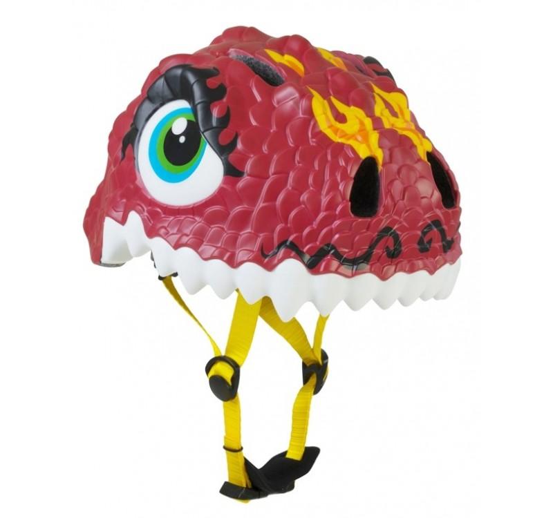 Купить Шлем Chinese Dragon by Crazy Safety 2017 (китайский красный дракон)