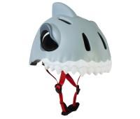 Шлем защитный White Shark by Crazy Safety (белая акула) 2017