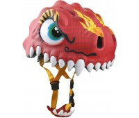 Шлем защитный Chinese Dragon by Crazy Safety (китайский красный дракон)