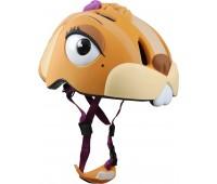 Шлем защитный Chipmunk by Crazy Safety (бурундук)