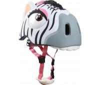 Шлем защитный Zebra by Crazy Safety (зебра)