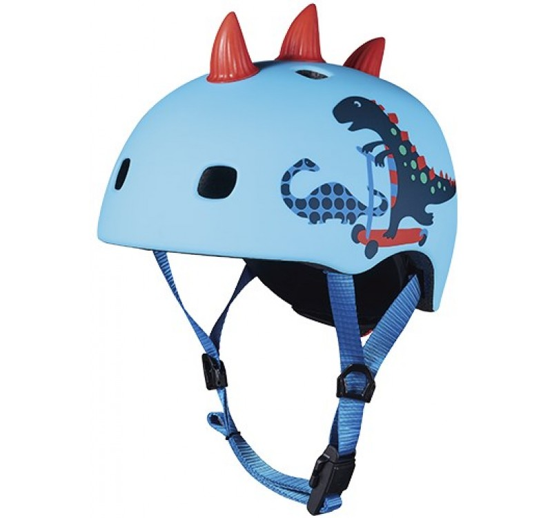 Шлем защитный Micro (скутерозавры) 3D