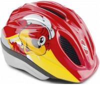 Шлем защитный Puky Red