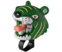 Звонок Green Tiger by Crazy Safety (зеленый тигр)
