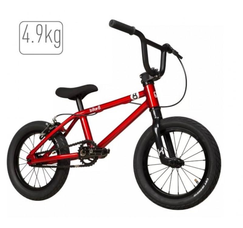 "Bike8 - Mini BMX - Bike 14"" (Red)"