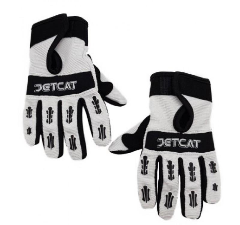 """Перчатки детские защитные  - JETCAT - """"M"""" - 7,9см"""