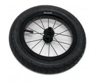 """Колеса 2 штуки для Беговела Cruzee-Strider 12"""" (воздушные)  JETCAT Wheels Pro Чёрные"""