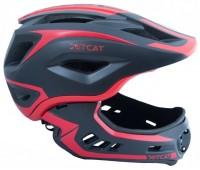 Шлем FullFace - Raptor (Black/Red) -  JetCat