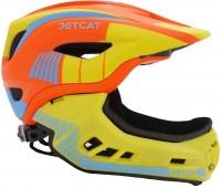 Шлем FullFace - Raptor (Orange/Yellow/Blue) -  JetCat