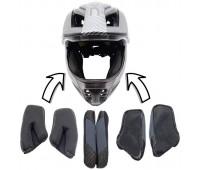 Вставки в Шлем (Щёки) - Safe Plus - JetCat