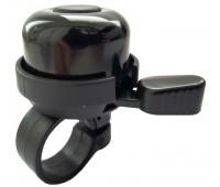 Звонок на беговел-велосипед JETCAT (механический чёрный)