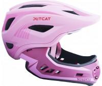 Шлем FullFace - Raptor (Pink / Розовый) -  JetCat